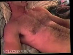 Homemade Video of Mature Amateur Dale Beating Off