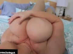 BBW Duo Angelina Castro & Samantha Anderson Finger Pussies!