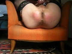sissy severe fisting and caning by mistress part 4 the end