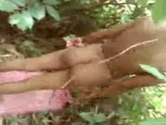 Desi in forest