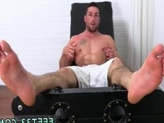 Male sex toy gay Casey More Jerked & Tickled