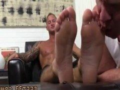 Fingers feet sex gay first time Dev