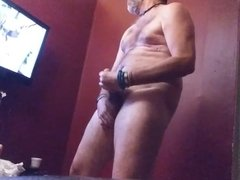 7 21 17 second cum today on my new cock toy
