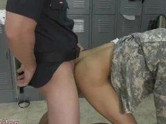 Hunk police nipples gay Stolen Valor