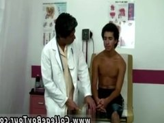 Young gay physical exams I had him undress