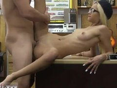 Real couple making love creampie xxx She