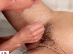 Hubby bangs wifes lover too