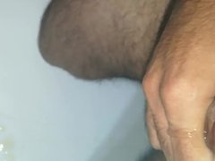 My jerking off in FULL HD resolution, and with cum on the end! ;-)