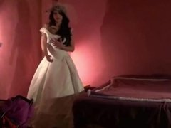 Krakenhot - Obedient bride in a BDSM amateur x video