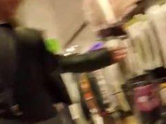 Blondie Fesser Fucks In Dressing Room (HUUU)