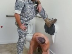 Army big cock gay He's turning us into