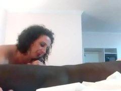 Interracial blowjob (2)