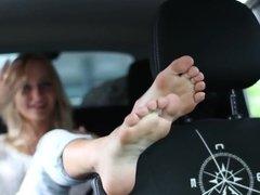 Tickle Teen Feet