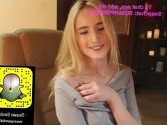 Masturbation teen show add Snapchat: SusanPorn942