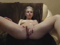 xhamster.com 6076249 amazing blonde shows her hot pussy for