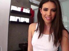 Strip Club Audition video starring Casey Calvert - Mofos.com