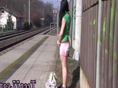 Teen school girl skirt Masturbating at the