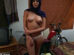 Arab sex ass xxx Took a killer Refugee home.