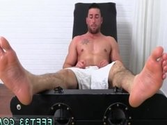 Gay sex man feet xxx Casey More Jerked &