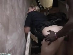 Blonde milf seduces young One suspect a