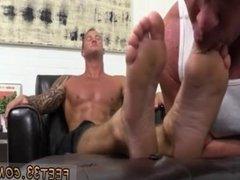 Gay men foot up ass hot naked boys feet Dev