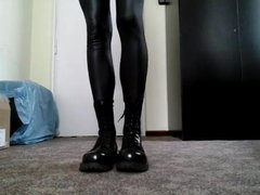 my leather boots