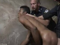 Gay porn police hot movie first time