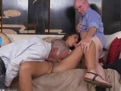 Old man spanking and fucking Going South Of