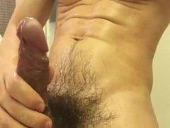 Big bock masturbation
