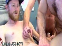 Sexy hunk muscular daddy gay hot boys
