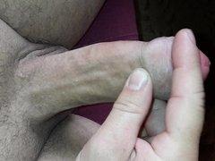 Penis Massage und lusttropfen spiele