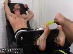 Monster cock cum eating gay Kenny Tickled