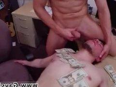 Straight guys masturbate each other hot