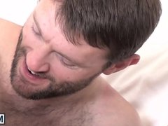 Big fat cock keep stuffing that dick starving gaping meat