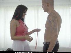 TeamSkeet - Hot Latina Takes A Huge Cock