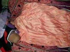 Sri Lankan muslim auntie's cloth