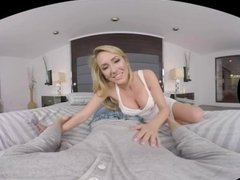 One of the best actresses ever in virtual reality! Brett Rossi's intense VR