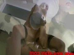 Amy Starr - Big Tits Blonde Secretary Hardcore Fuck