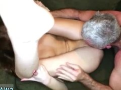 chum's daughter helps dad part 1 hot step