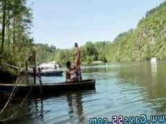 Gay russian outdoor sex first time Two
