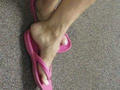 Latina sexy feet
