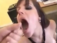 MOUTHS OF CUM Compilation  Alicia Alighatti