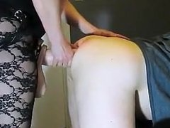 pegging bisexual cuckold and tranny's