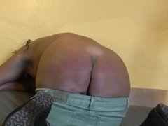tortured red ass