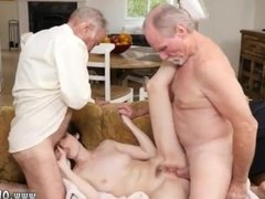 Deep monster anal gangbang hot public