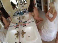 Fucked by best playfellows dad Bridesmaids