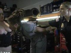 British blonde milf first time Chop Shop