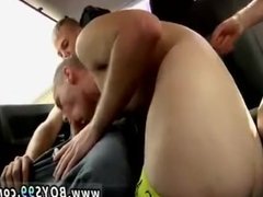 Rough hairy gay sex movie Snatched And