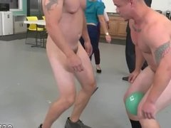 Straight guys naked fisting gay Teamwork