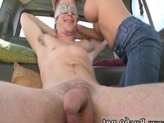 Straight guy tricked at gloryhole gay Str-8